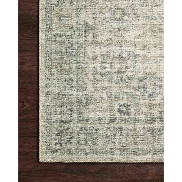 Skye Natural and Sage Rectangular: 2 Ft. 6 In. x 7 Ft. 6 In. Area Rug, image 4
