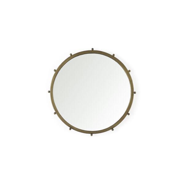 Elena I Gold Wall Mirror, image 2