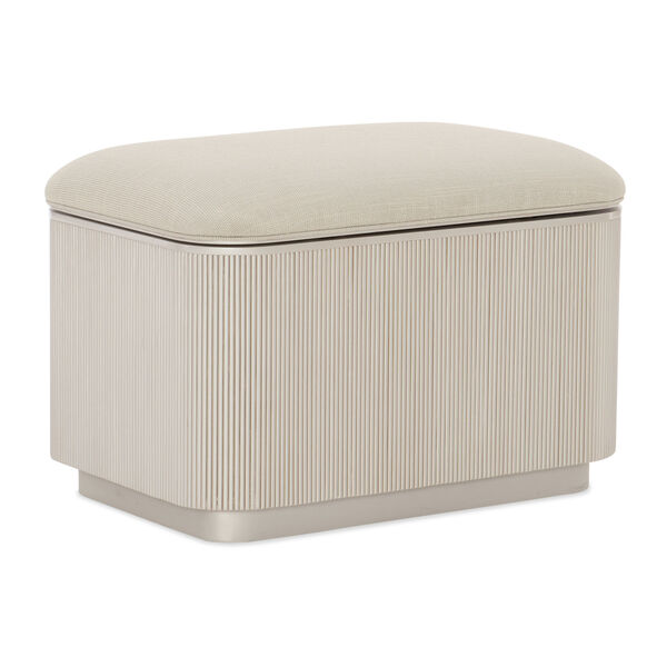 Classic Beige For the Love of Ottoman, image 4