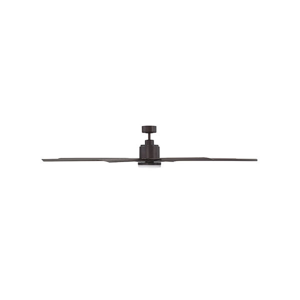 Bluff English bronze LED 72-Inch Outdoor Ceiling Fan, image 3