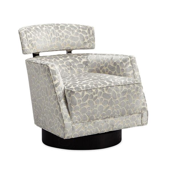 Modern Artisan Remix Ivory Recut Chair, image 1