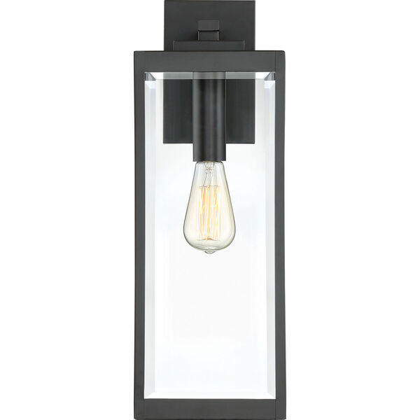 Westover Earth Black 20-Inch One-Light Outdoor Wall Sconce, image 4