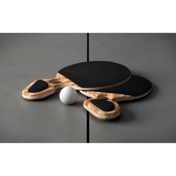 Amsterdam Gray Concrete Ping Pong Table, image 11