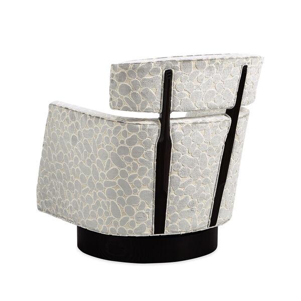 Modern Artisan Remix Ivory Recut Chair, image 2