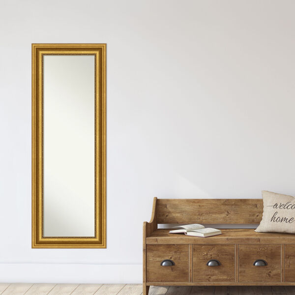 Parlor Gold 20W X 54H-Inch Full Length Mirror, image 6