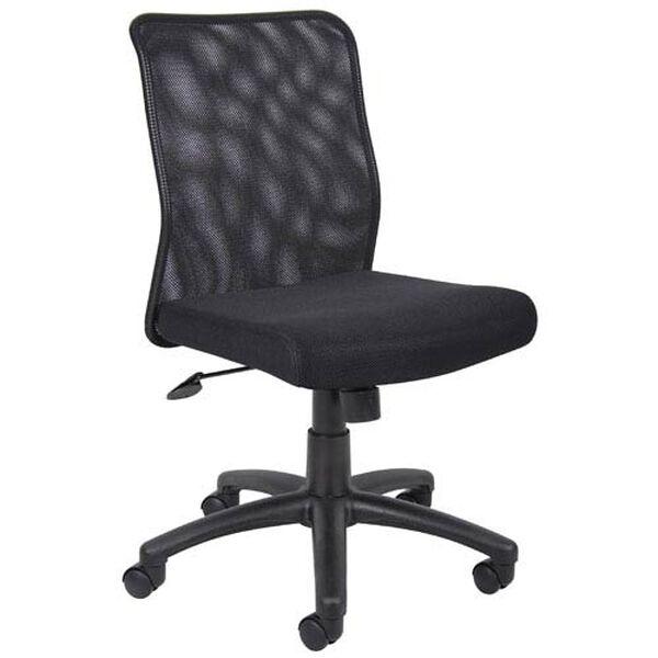 Mesh Armless Task Chair, image 1
