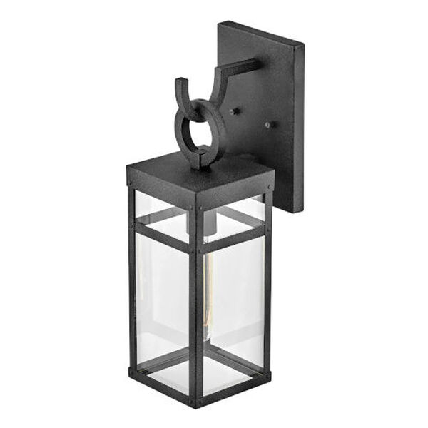 Porter Aged Zinc One-Light 19-Inch Outdoor Wall Mount, image 4