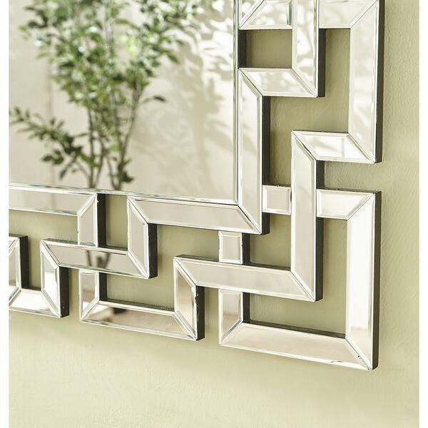 Sparkle Glass 37-Inch Mirror, image 4