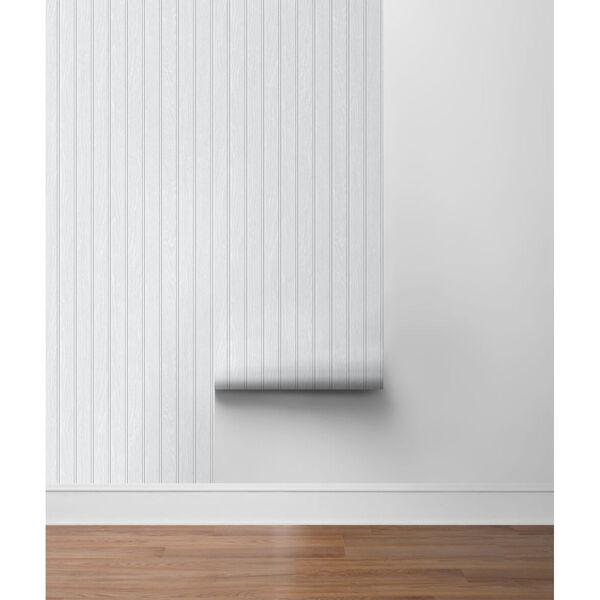 NextWall Beadboard Peel and Stick Wallpaper, image 4