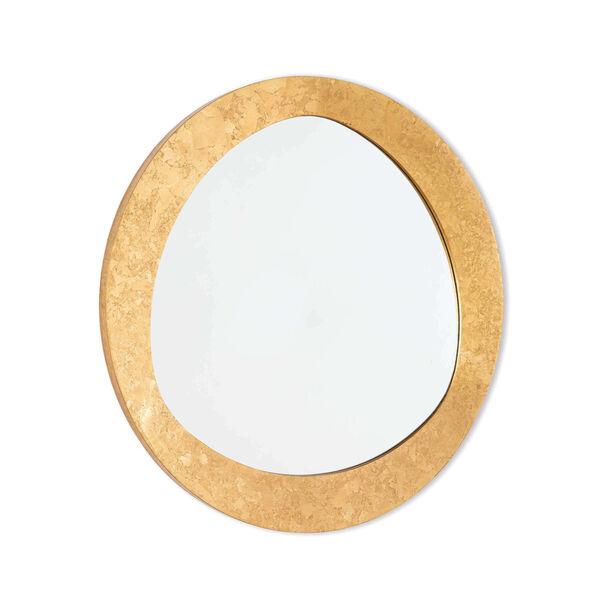 Insignia Gold Leaf Mirror, image 1
