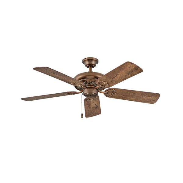 Lafayette Antique Copper 52-Inch Ceiling Fan, image 1