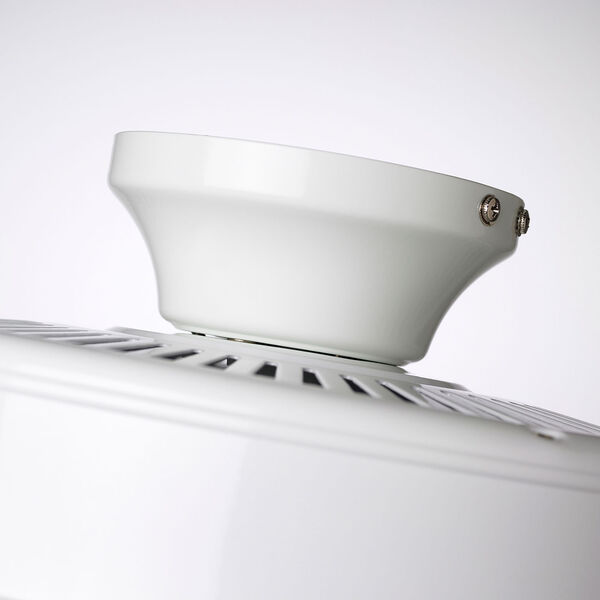 Pro Series White 50-Inch Ceiling Fan, image 7