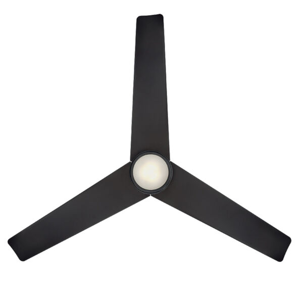Lotus 54-Inch LED Downrod Ceiling Fans, image 4