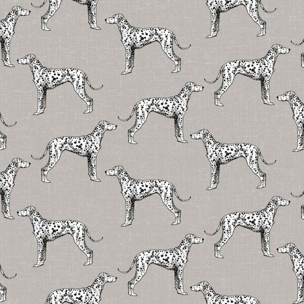 Novogratz French Grey Major Peel and Stick Wallpaper, image 2