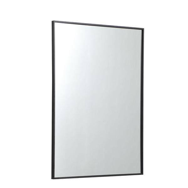 Eternity Rectangular Mirror with Metal Frame, image 4