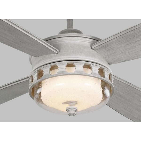 Lemont Washed Grey 56-Inch DC Motor LED Ceiling Fan, image 3
