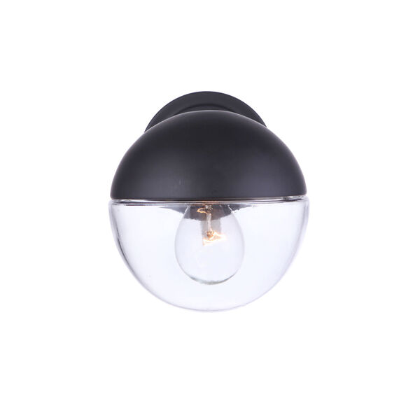 Evie Midnight Seven-Inch One-Light Outdoor Wall Sconce, image 4