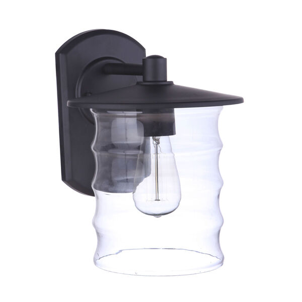 Canon Midnight Nine-Inch One-Light Outdoor Wall Sconce, image 1