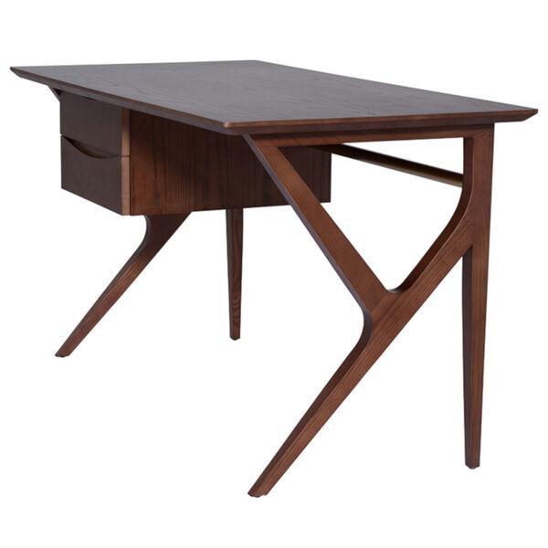 Karlo Walnut Desk, image 1