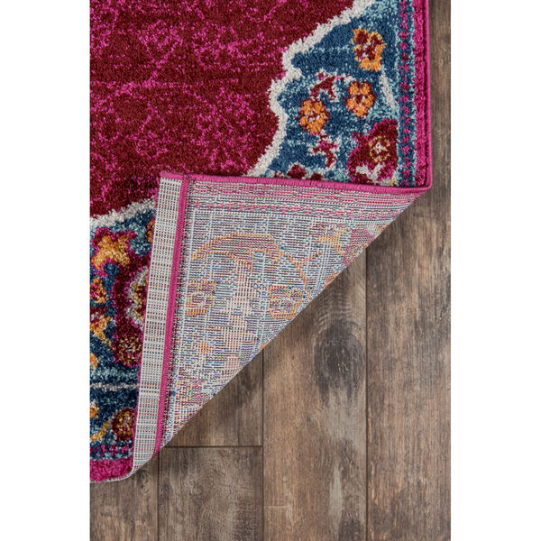 Haley Red Rectangular: 9 Ft. 3 In. x 12 Ft. 6 In. Rug, image 6