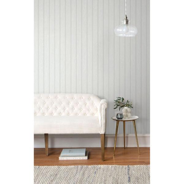 NextWall Beadboard Peel and Stick Wallpaper, image 3