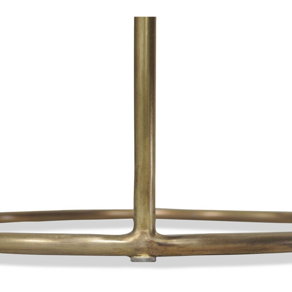 Gold Side Table, image 6