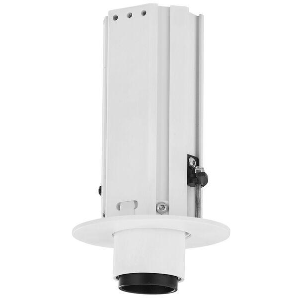Telescopica White Five-Inch Adjustable LED Recessed Spotlight, image 6