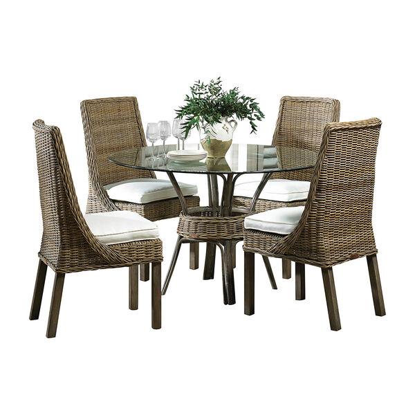 Exuma Dining Set with Cushion, image 1