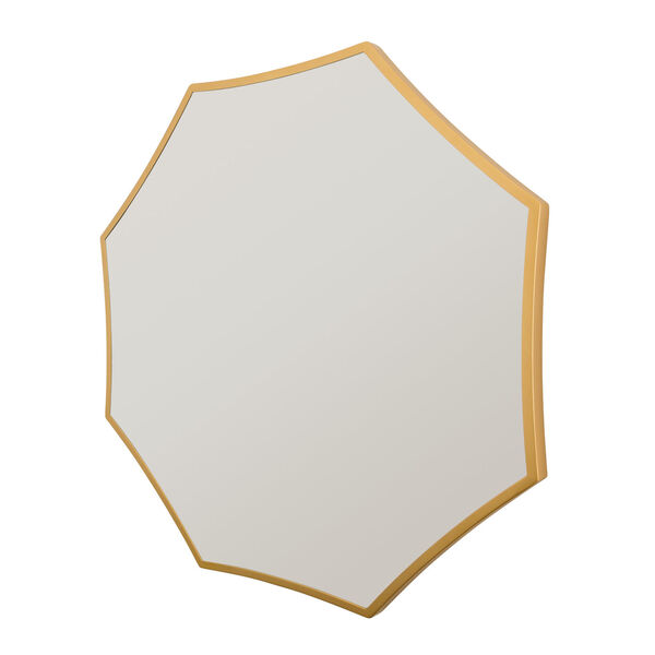 Jenner Gold Wall Mirror, image 3