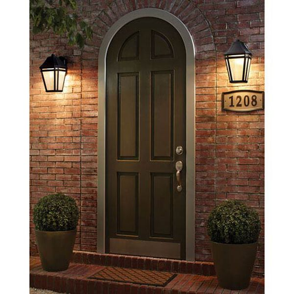 Londontowne Weathered Chestnut One-Light Outdoor Wall Sconce, image 3