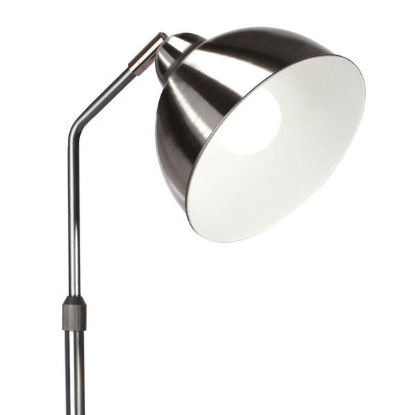 Covington Brushed Nickel LED Desk Lamp, image 3