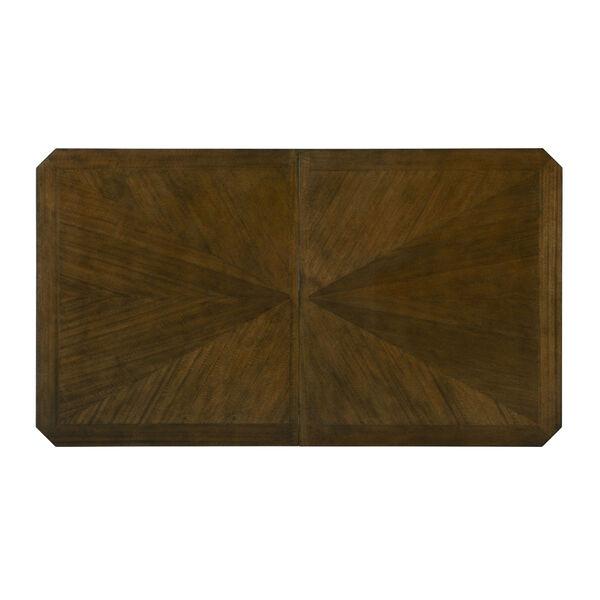 Highland Saddle Brown Leg Table, image 5