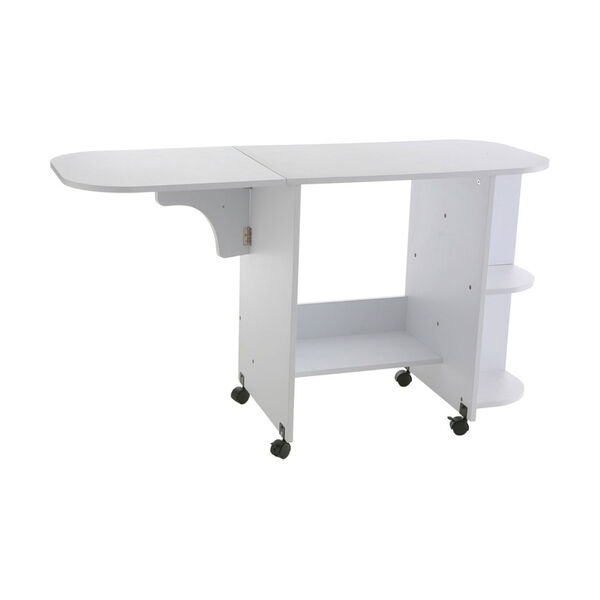 White Sewing Table, image 2