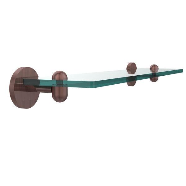 Tango Antique Copper 22-Inch Single Shelf, image 1