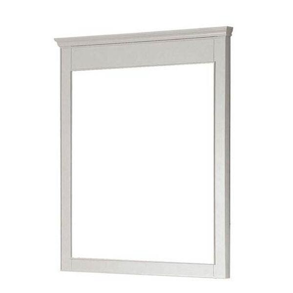 Windsor White 30 Inch x 36 Inch Mirror, image 1