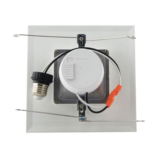 ColorQuick White 7-Inch LED Square Downlight Retrofit, image 4