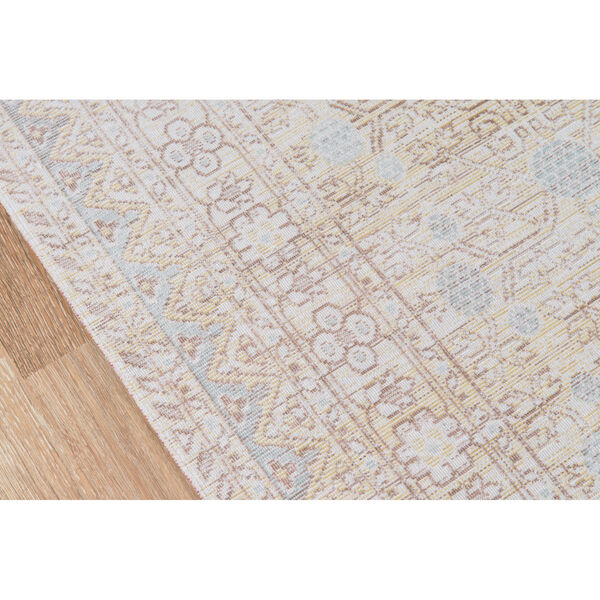 Isabella Oriental Blue Rectangular: 9 Ft. 3 In. x 11 Ft. 10 In. Rug, image 3