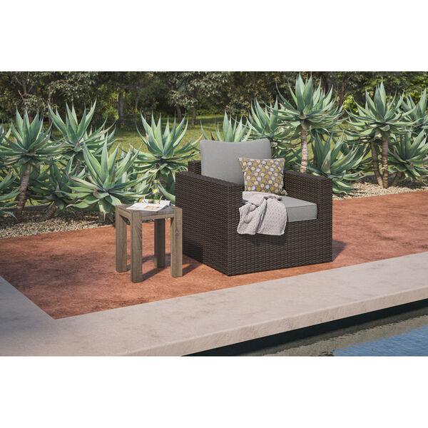 Cape Shores Brown Patio Arm Chair, image 2