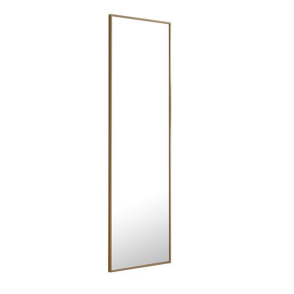 Eternity Brass 18-Inch Mirror, image 4