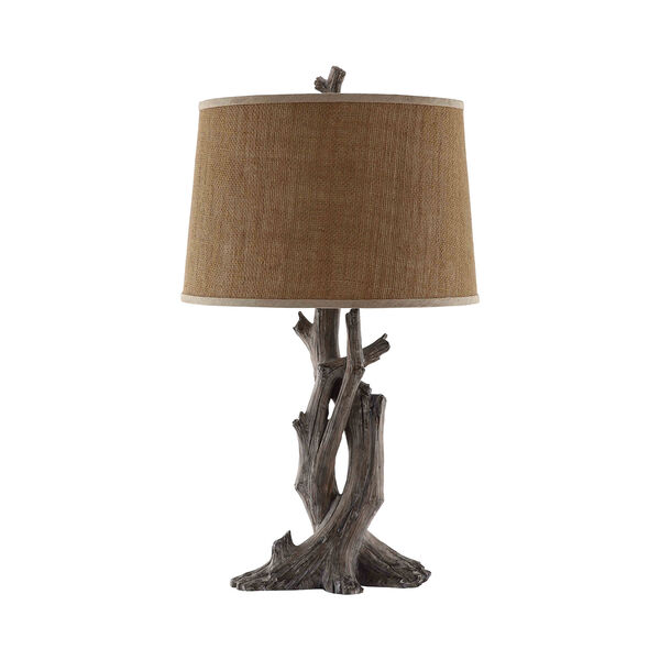 Cusworth Brown One-Light Table Lamp, image 1