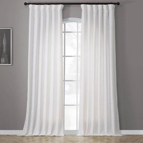 Rice White 120 x 50-Inch Curtain Single Panel, image 3