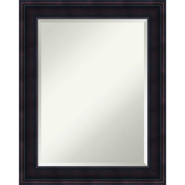 Annatto Mahogany 23W X 29H-Inch Decorative Wall Mirror, image 1