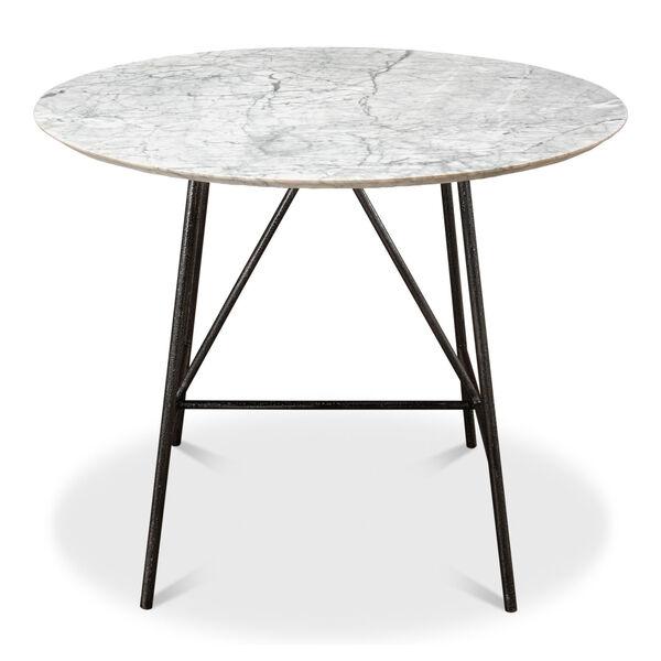 Black Portofino Cafe Table, image 2