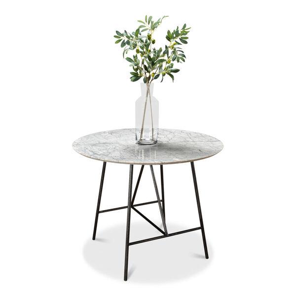 Black Portofino Cafe Table, image 3