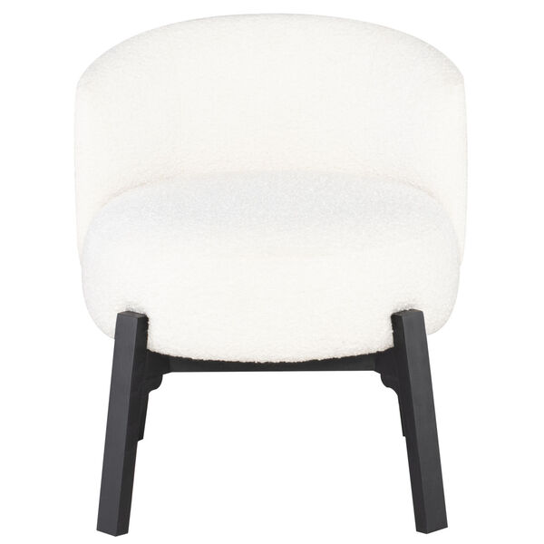 Adelaide Buttermilk and Black Dining Chair, image 3