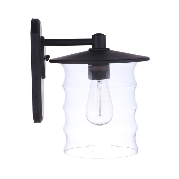 Canon Midnight Nine-Inch One-Light Outdoor Wall Sconce, image 6