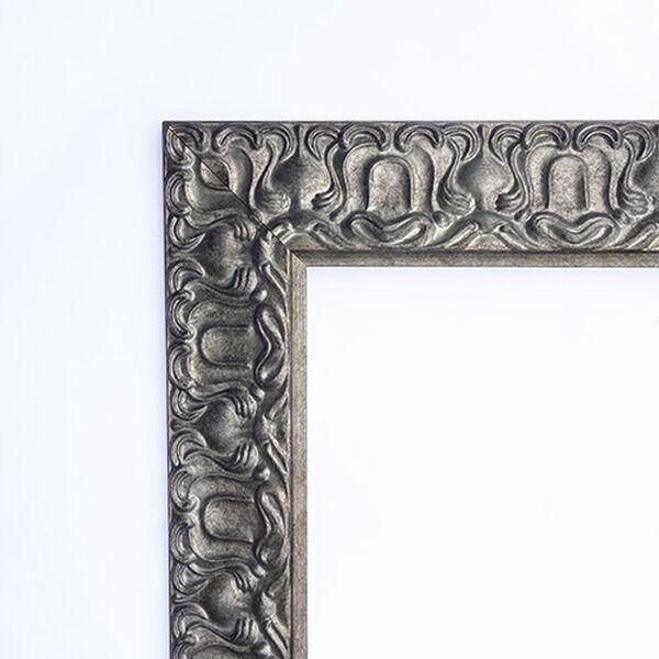 Silver Luxor 48 x 36 In. Bathroom Mirror, image 3