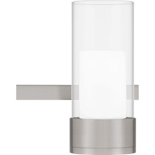 Logan Brushed Nickel Four-Light LED Bath Vanity, image 5