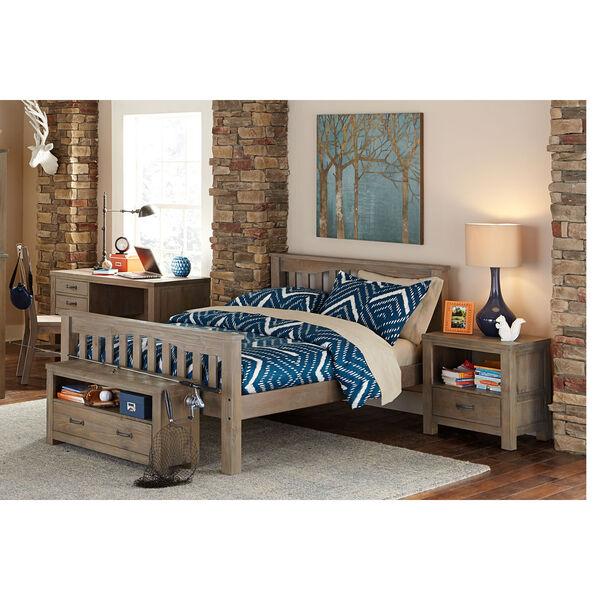 Highlands Espresso Harper Full Bed, image 1