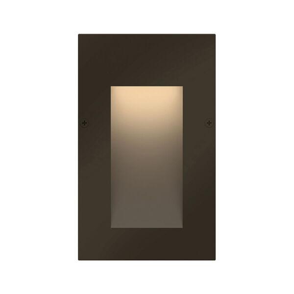 Taper Bronze 2700K LED Deck Light, image 1